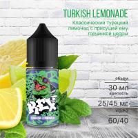 Жидкость REX Salt Turkish Lemonade (25 мг/30 мл)