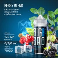 Жидкость Big Bro Ice Berry Blend (3 мг/120 мл)