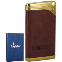 Зажигалка DONG CHENG турбо DC-C14-7 GLD