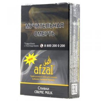 Табак для кальяна Afzal Сливки (40 г)
