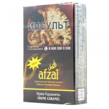 Табак для кальяна Afzal Крем Карамель (40 г)
