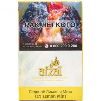 Табак для кальяна Afzal Ледяной Лимон с Мятой (40 г)