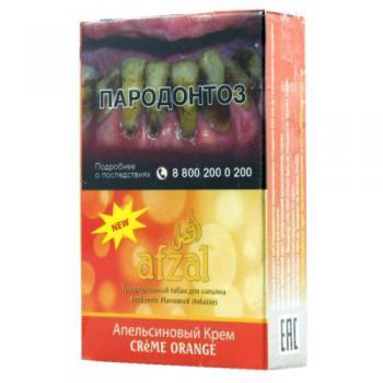 Табак для кальяна Afzal Апельсиновый крем (40 г)