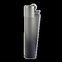 Зажигалка Clipper СМ055 Black Gradient