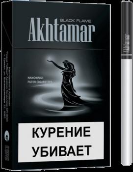 Сигареты Akhtamar Black Flame Nano
