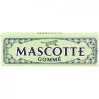 Бумага сигаретная Mascotte Green Gomme (50 шт)