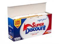 Гильзы сигаретные Super Discount (15 мм/1000 шт)