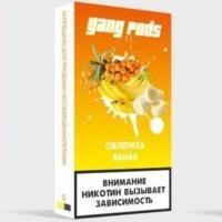 Картриджи Gang Облепиха и Банан (1 шт)