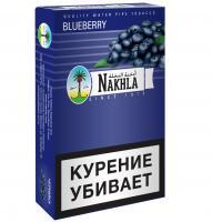 Табак для кальяна Nakhla Черника (50 г)