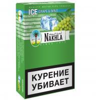 Табак для кальяна Nakhla Ice Ледяной Виноград и Мята (50 г)