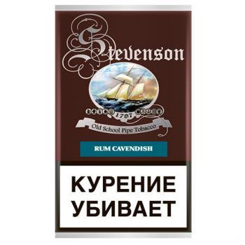 Табак трубочный Stevenson Rum Cavendish (40 гр)