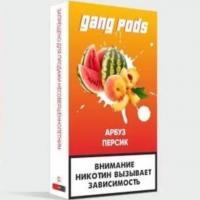 Картриджи Gang Арбуз и Персик (1 шт)