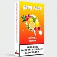 Картриджи Gang Клюква и Лимон (1 шт)