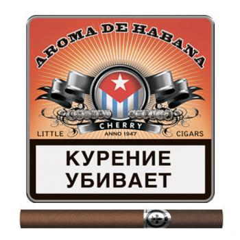 Сигариллы Aroma De Habana Cherry (10 шт)