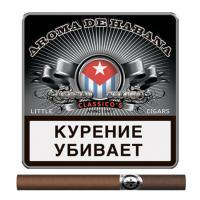 Сигариллы Aroma De Habana Classico's (10 шт)