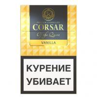 Сигариллы Corsar of The Queen Vanilla (20 шт)
