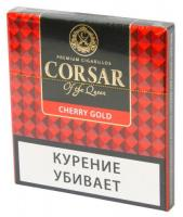 Сигариллы Corsar of The Queen Mini Cherry Gold (10 шт)