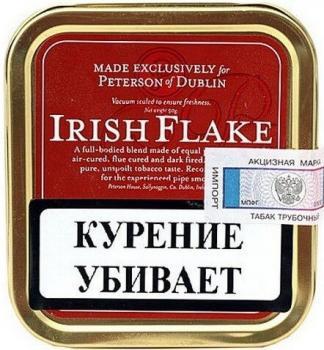 Табак трубочный Peterson Irish Flake (50 г)