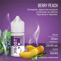 Жидкость FROST Berry Peach (20 мг/30 мл)
