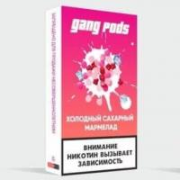 Картриджи Gang Холодный Сахарный Мармелад (1 шт)