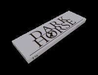 Бумага сигаретная Dark Horse Silver 1¼ (50 шт)