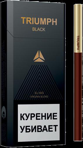 Триумф блэк сигареты купить продажа табачных изделий как бизнес