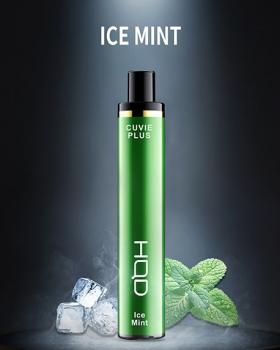 Одноразовый испаритель HQD Cuvie Plus Ледяная Мята