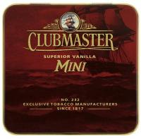 Сигариллы Clubmaster Mini Red (20 шт)