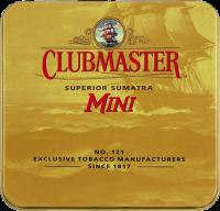 Сигариллы Clubmaster Mini Sumatra (20 шт)