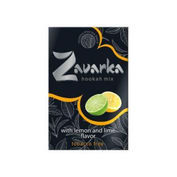 Кальянная смесь Zavarka Lemon and Lime (50 г)