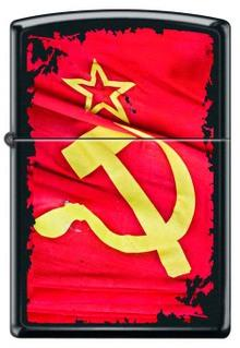 Зажигалка Zippo 218 Soviet Flag
