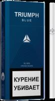Сигареты Triumph Blue Slims