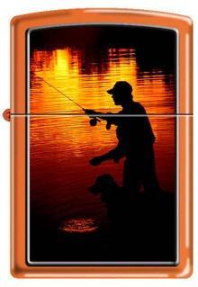 Зажигалка Zippo 231 Fishing