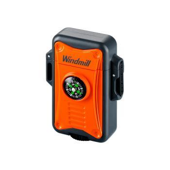 Зажигалка газовая Windmill Field Max Orange WM ODC-0003