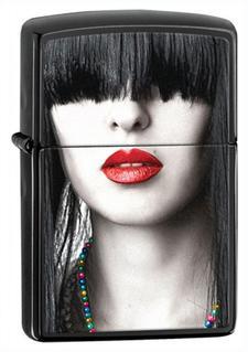 Зажигалка Zippo Red Lips 28536