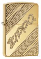Зажигалка Zippo Coiled 29625