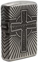 Зажигалка Zippo Armor Celtic Cross Design 29667