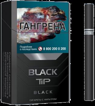 Сигареты Black Tip Black King Size