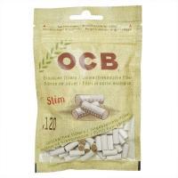 Фильтры для самокруток OCB Slim Eco (120 шт)