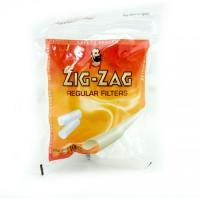 Фильтры для самокруток Zig-Zag Regular 8 мм 100 шт