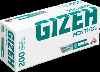 Гильзы сигаретные Gizeh Menthol (200 шт)