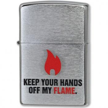 Зажигалка Zippo 28649 Keep Your Hands