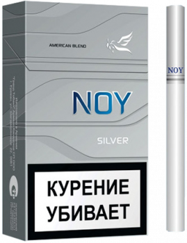 Сигареты Noy Silver King Size