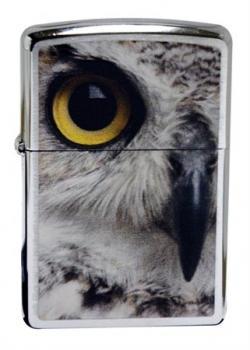 Зажигалка Zippo Owl Face 28650