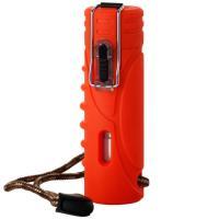 Зажигалка газовая Windmill Quest Turbo Orange WM W03-0005