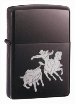 Зажигалка Zippo Bull Roping 20848