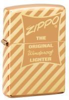 Зажигалка Zippo Vintage Box Top 49075