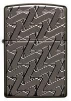 Зажигалка Zippo Black Ice® 49173