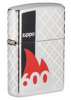 Зажигалка Zippo High Polish Chrome 49272