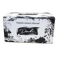 Уголь для кальяна Dali (72 куб)